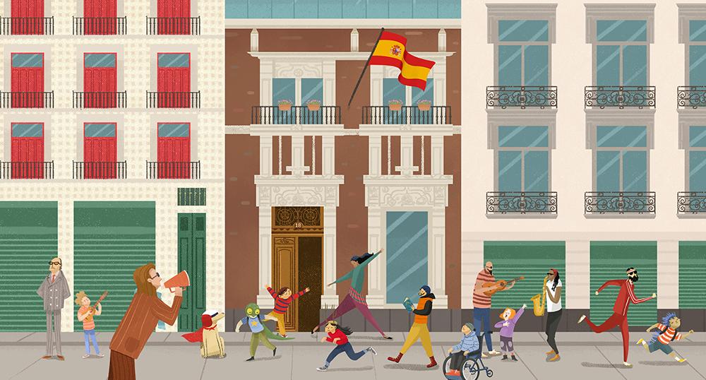 Verano en el Centro Cultural España