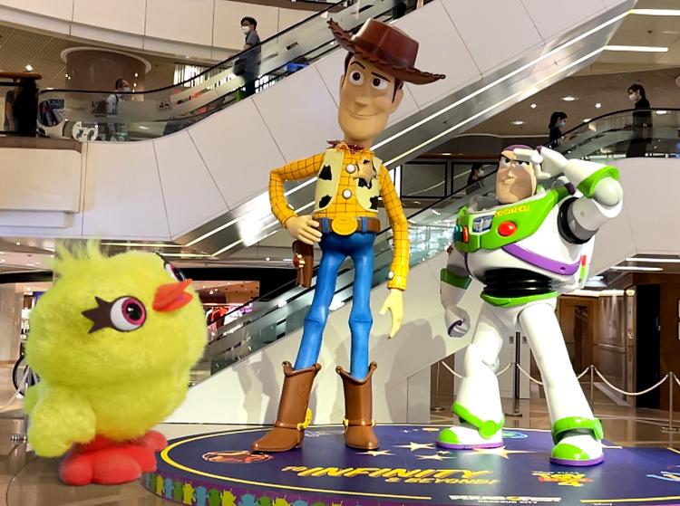 Pixar Fest @海港城