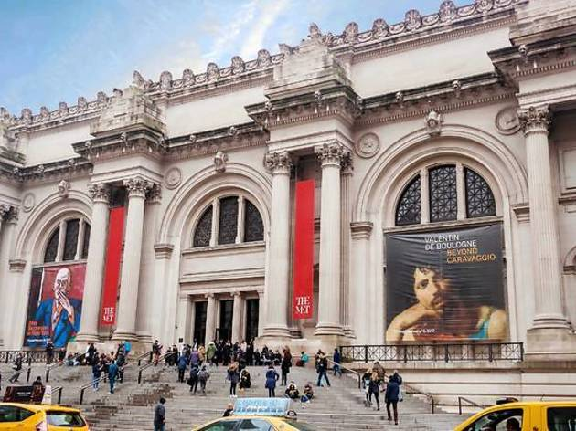 The Metropolitan Museum of Art The Met
