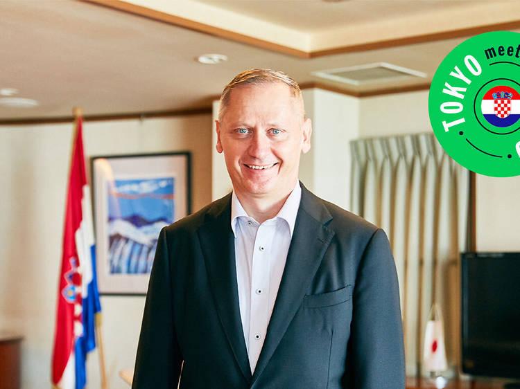 駐日クロアチア共和国大使に聞く、観光対策と誇るべき日本的価値観