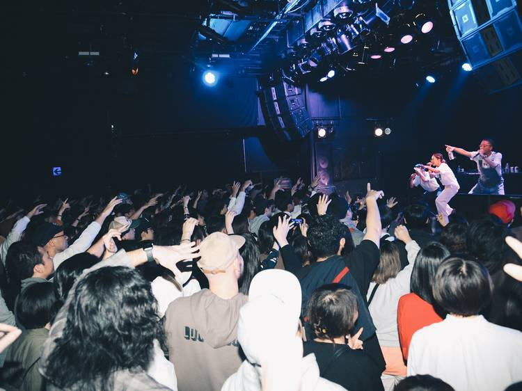 D.A.N.、向井太一ら出演の人気イベントがリキッドルームで開催