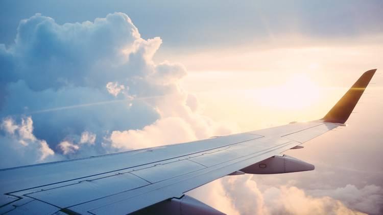 airplane, flight, let, avion, air, travel