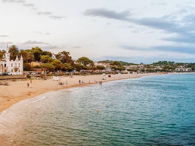 Platja de Sant Pol de Mar