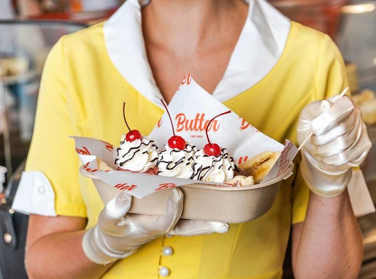 Butter 置地廣場期間限定店