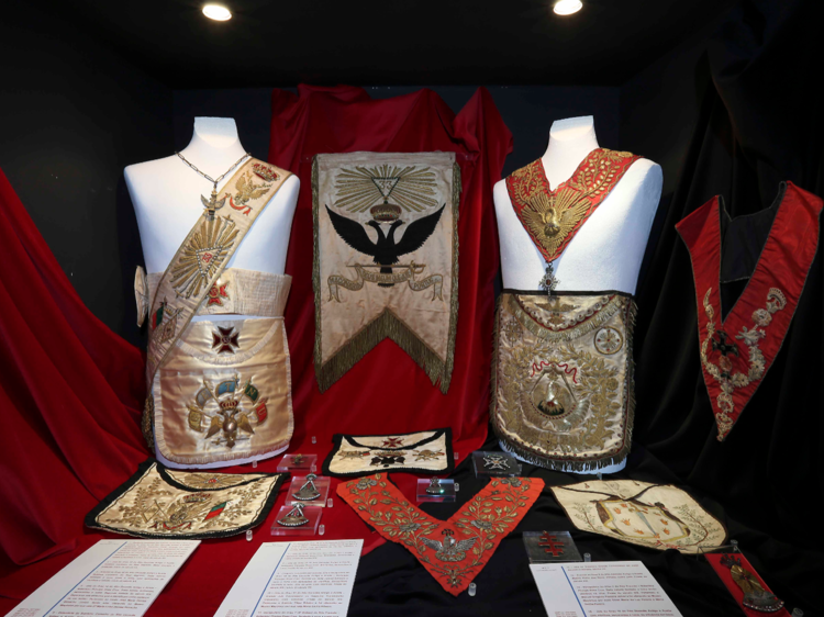 O Museu Maçónico Português