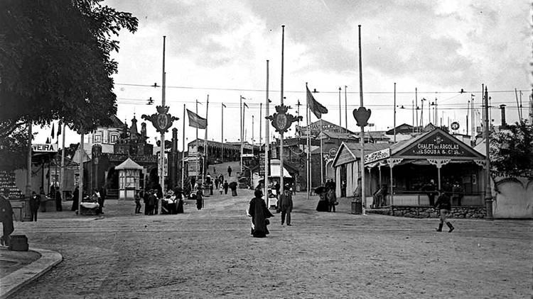 Pátio das Antigas, Lisboa Antigas, Feira de Agosto