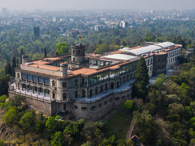 Castillo de Chapultepec, Ciudad de México