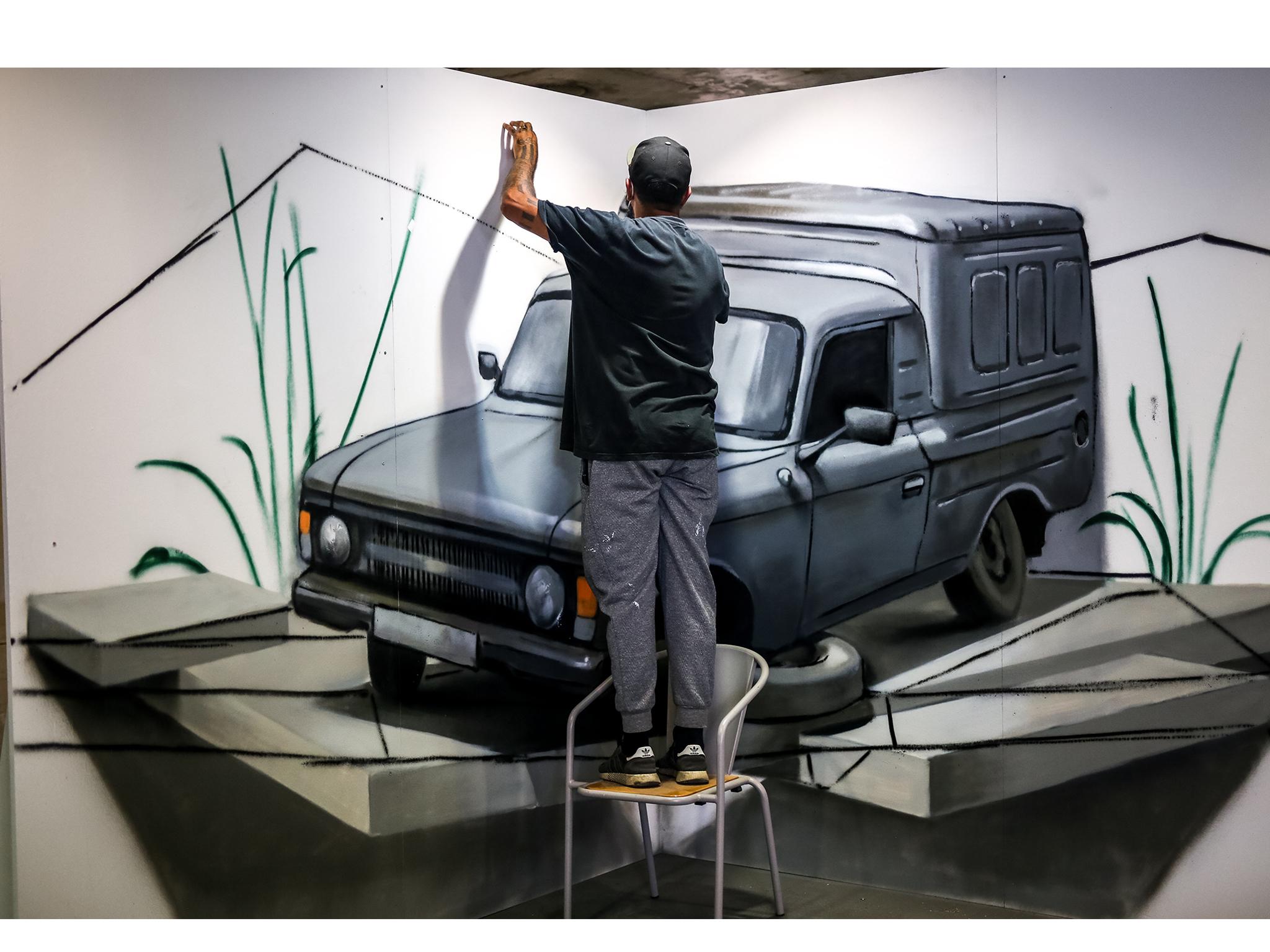 Arte, Streetart, Odeith