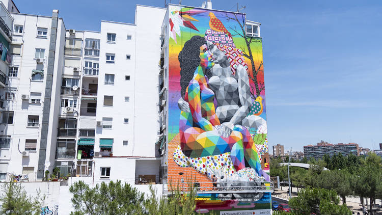 13 amazing street artists who really capture the spirit of their city