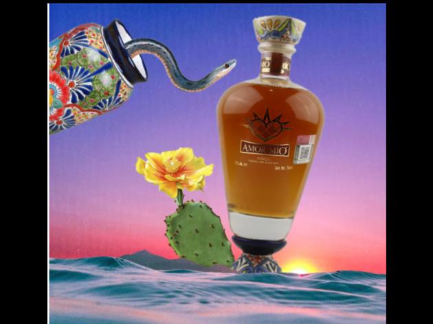 Tequila Amor Mio añejo