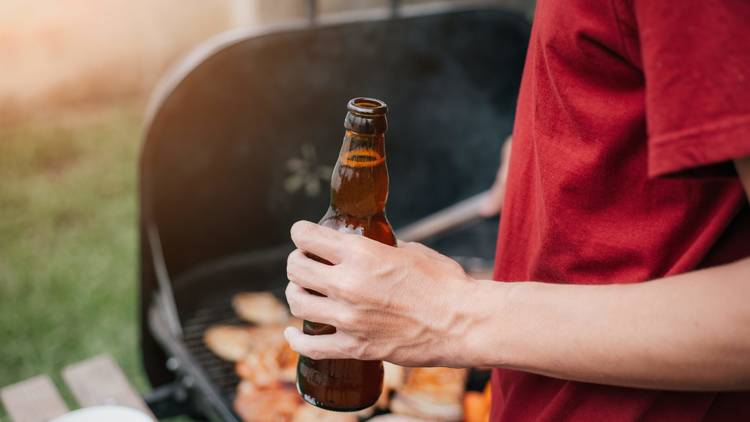 grilling beer