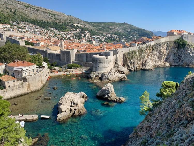 2019年、クロアチアは人口の4倍以上の外国人観光客を受け入れた
