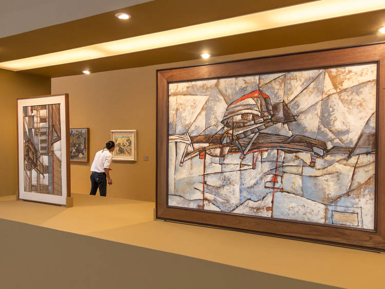 Art exhibitions you can visit in July 2021