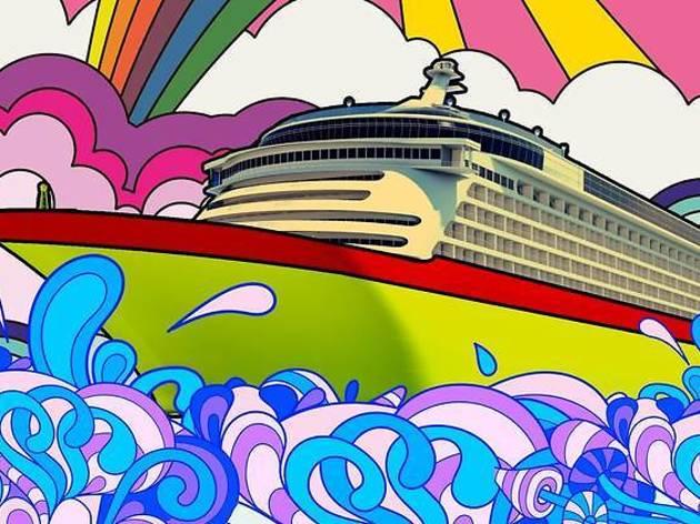 Beatles cruise