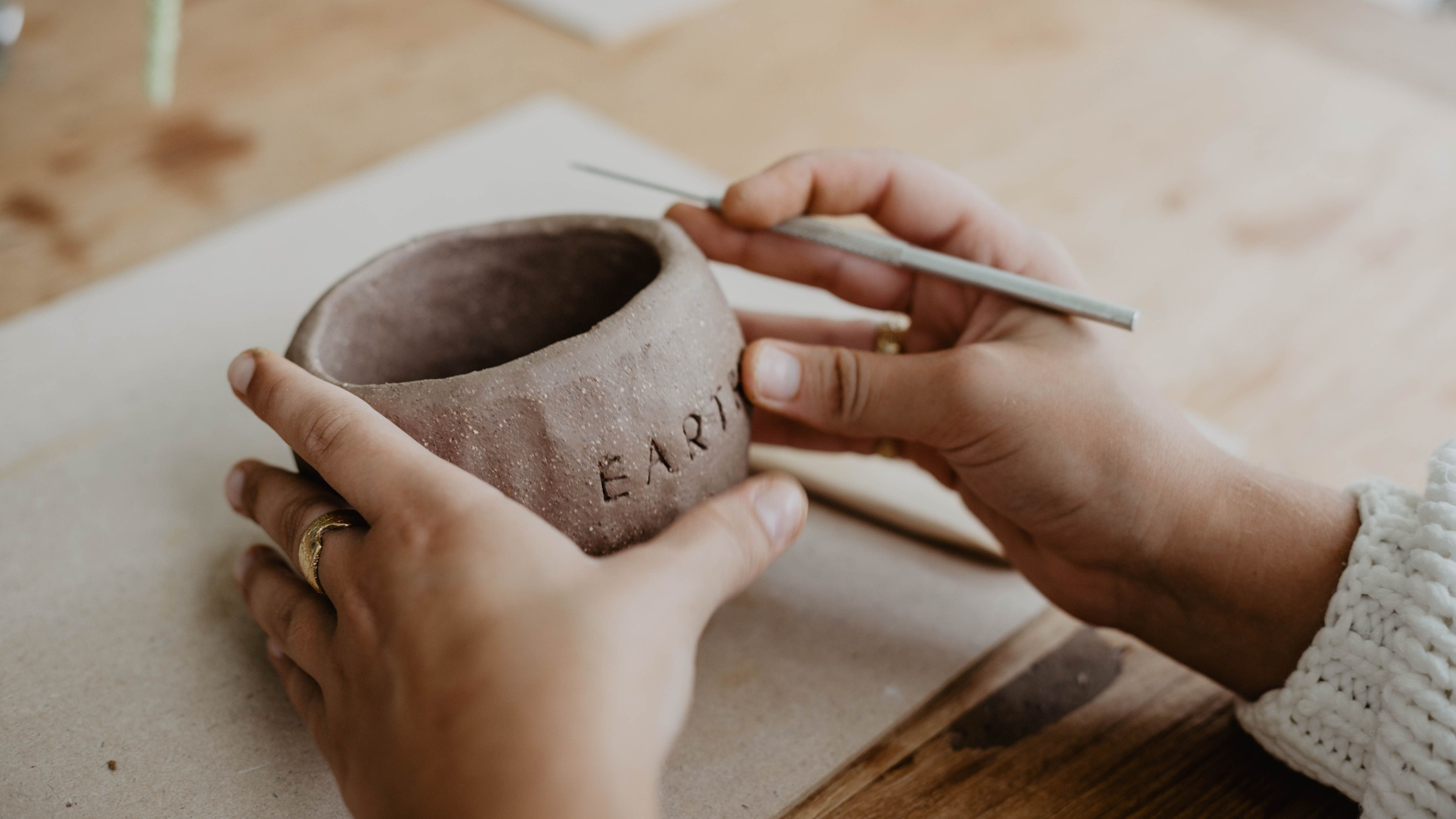 Luxury Clay Hand Building with ClassBento