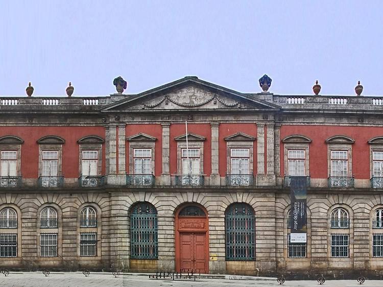 Procure pel'O Desterrado no Museu Nacional Soares dos Reis