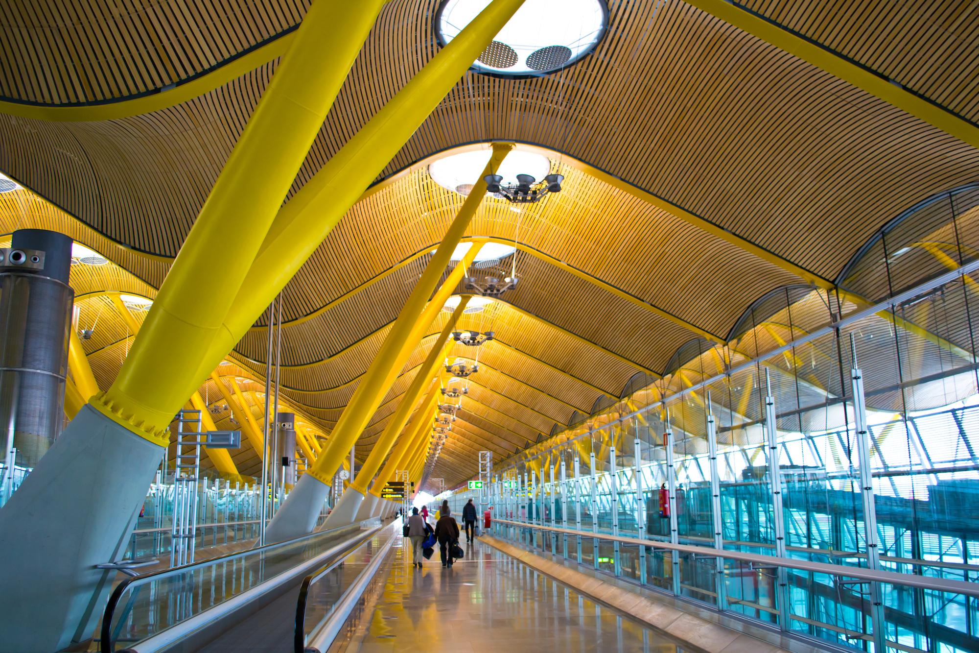 T4 Aeropuerto de Barajas