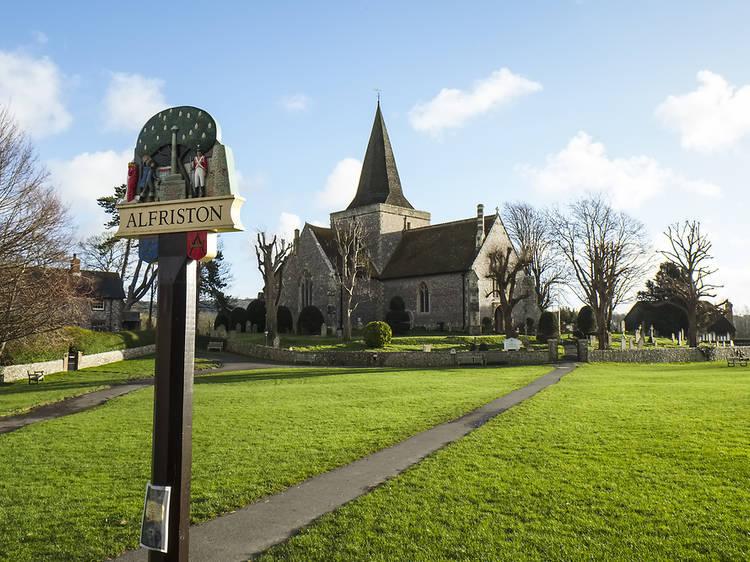 Alfriston, East Sussex