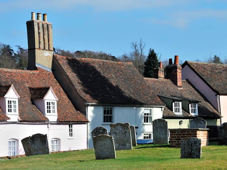 Castle Hedingham, Essex