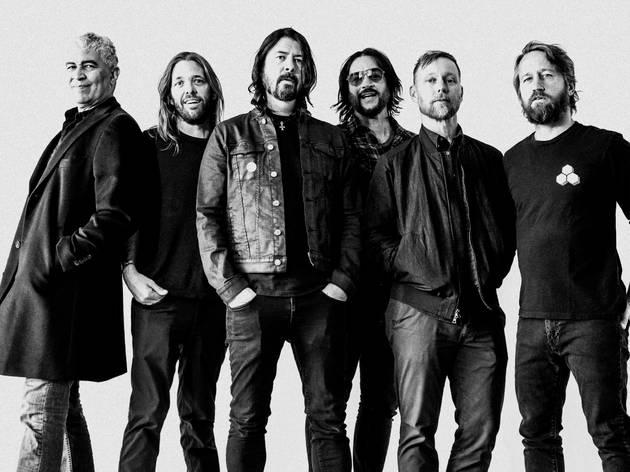 Foo Fighters vuelve a la CDMX