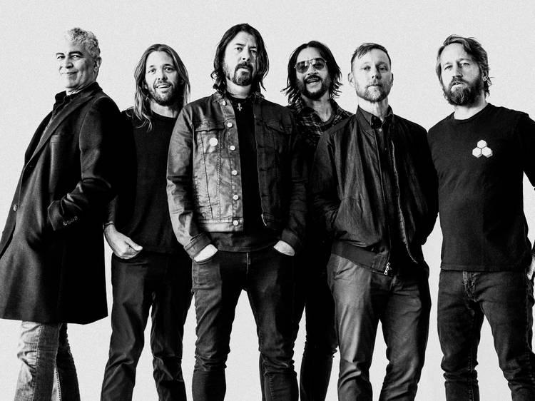 Foo Fighters vuelven al Foro Sol