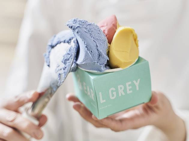 Earl Grey Loft Ginza