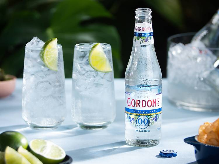 New Gordon's 0.0% Alcohol Free means never missing out