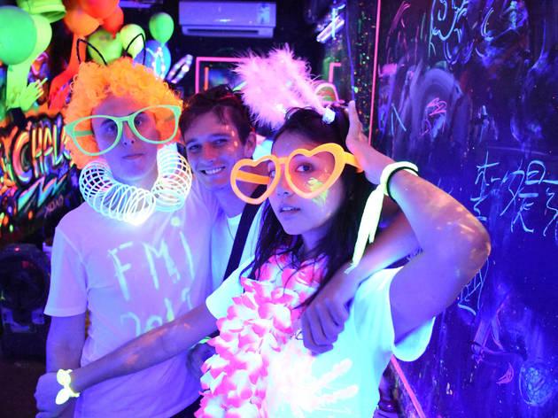 Chalk Party