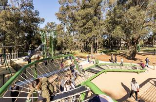 Deerbush Park Playground