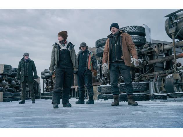Filme, Cinema, Aventura, Drama, The Ice Road: Missão de Risco (2021)