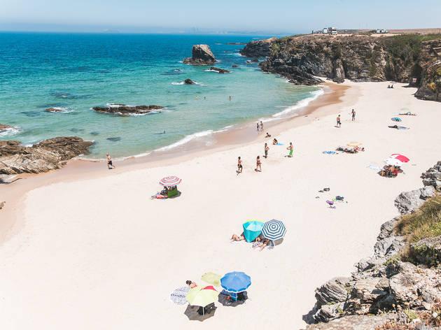 Férias, Praia, Areia, Praia da Samouqueira
