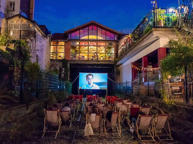 Les meilleurs cinémas en plein air à Paris et en banlieue