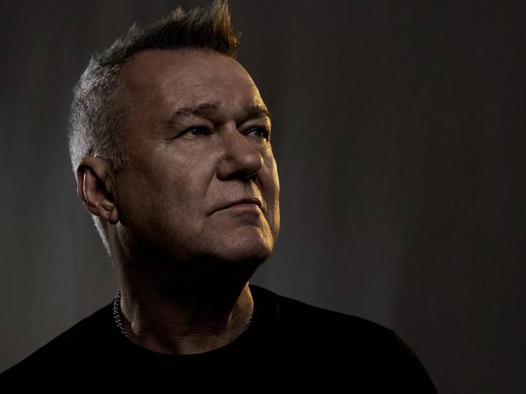 Rock legend Jimmy Barnes has postponed his national 'Flesh and Blood Tour'