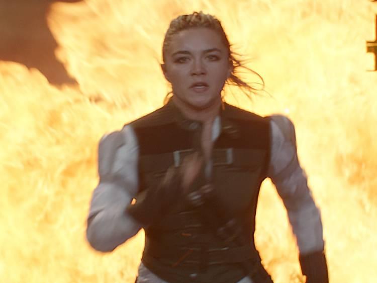Black Widow star Florence Pugh talks joining the Marvel juggernaut