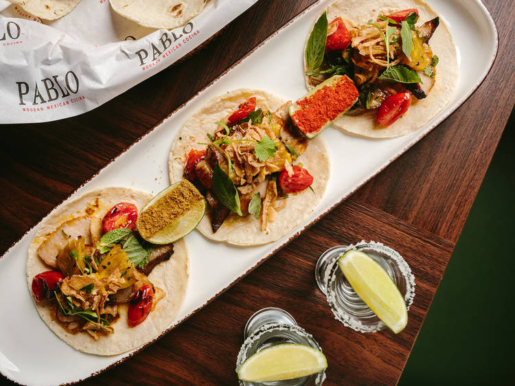 Pablo:東南亞風味墨西哥菜