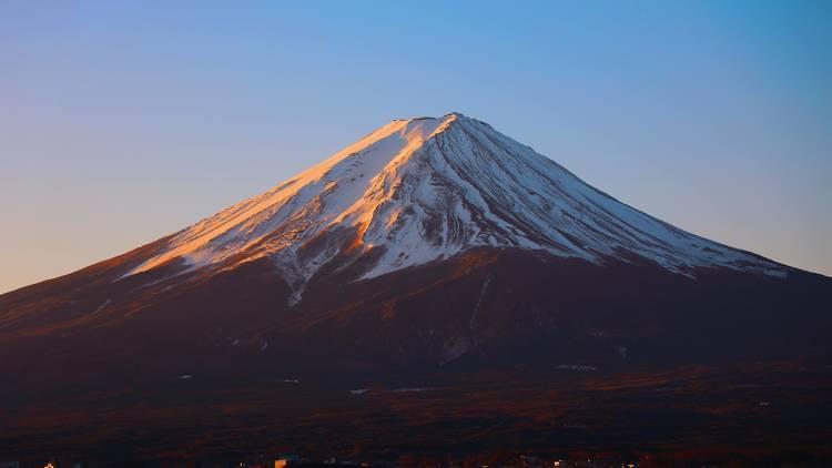 コロナ禍で閉鎖していた富士山吉田ルートが7月1日から開放中