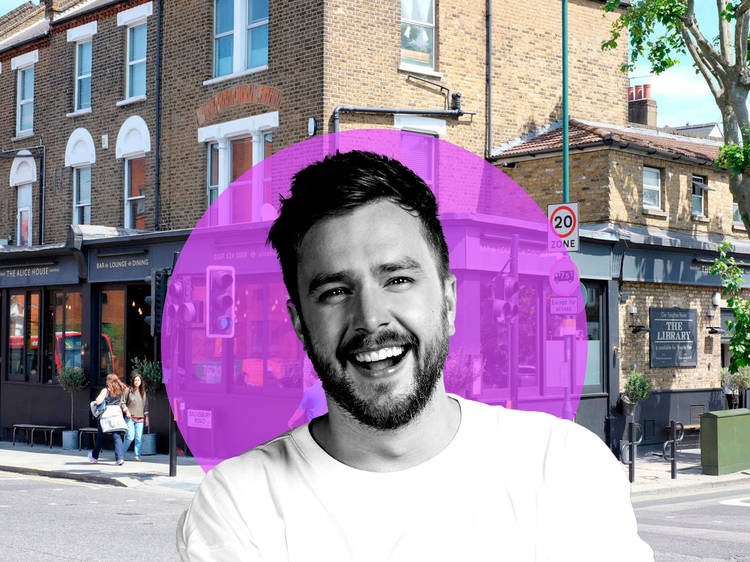 Iain Stirling, the voice of 'Love Island', on his perfect Sunday in Queen's Park