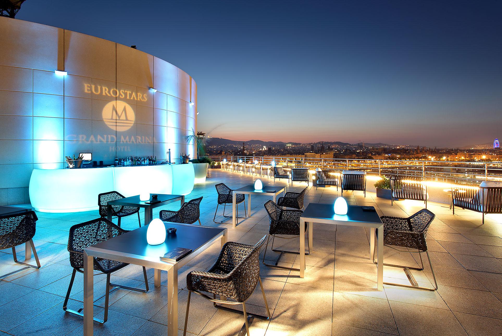 Eurostars Hotels Grand Marina Hotel 5* G.L.