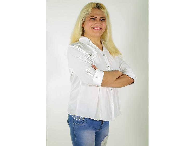 Resistiendo en la periferia: Activista trans Thalia Rojano