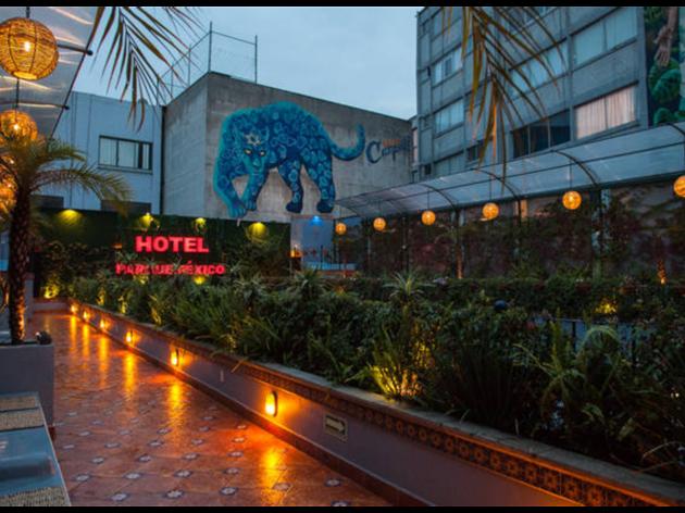 Hotel Parque México