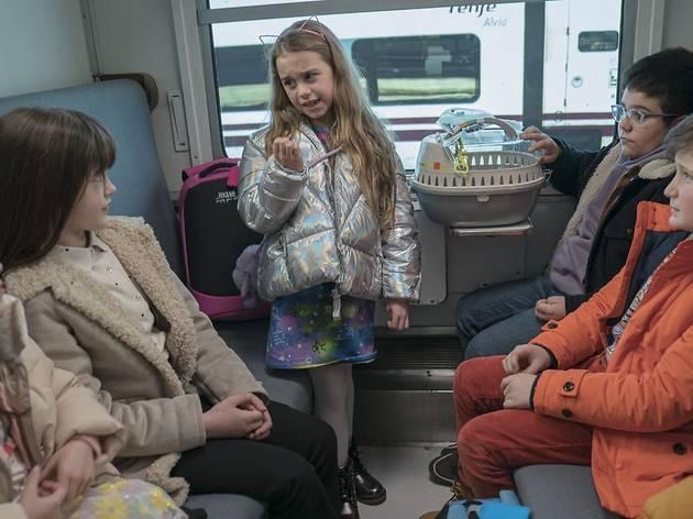 A todo tren: Destino Asturias (Autocine)