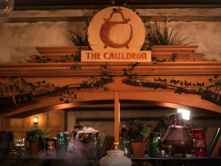 The Cauldron NYC