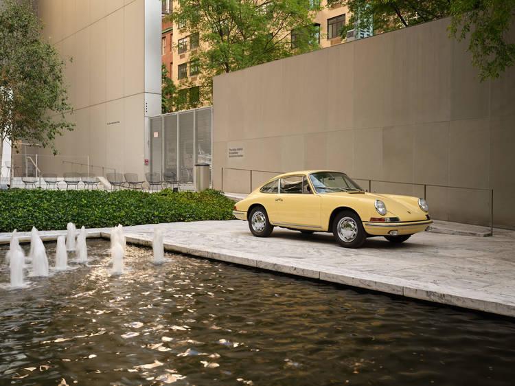 "MoMA's new ""Automania"" exhibition"