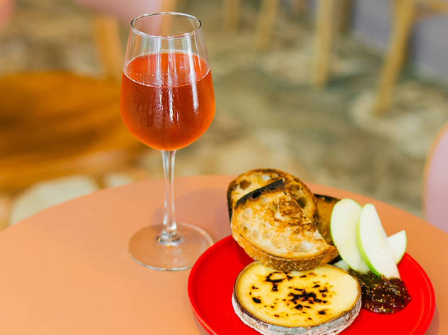 Downtown Miami's long-awaited natural wine bar is finally opening