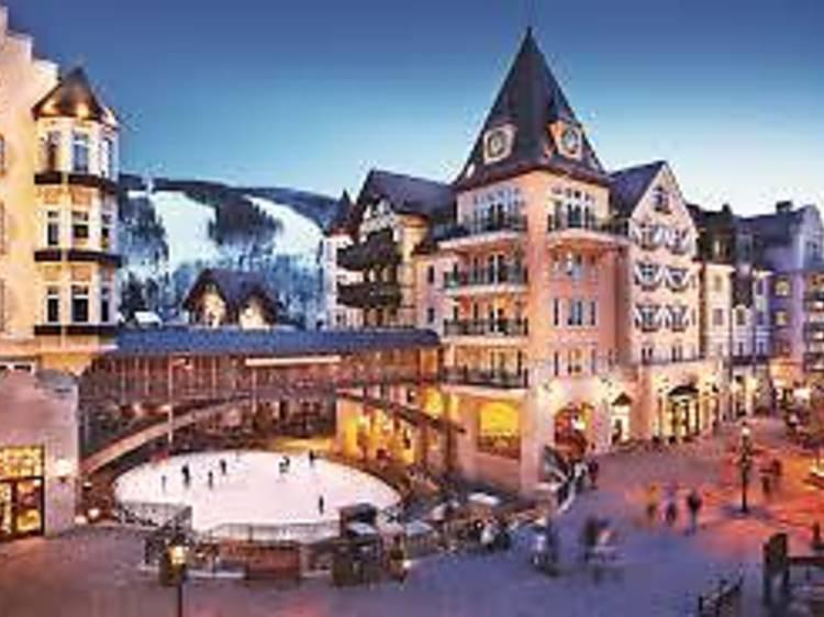 Vail Ski Resort, Vail