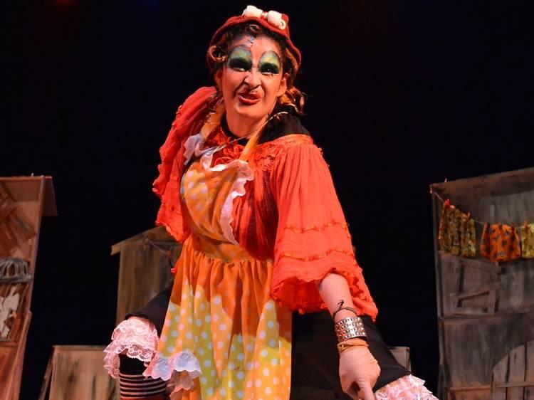 La peor señora del mundo llega a La Teatrería