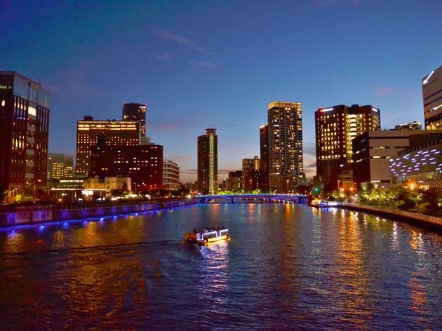 Osaka Private Night Cruise
