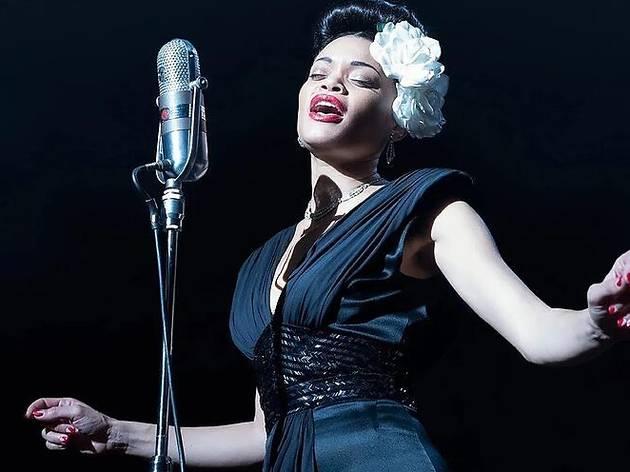 Los Estados Unidos contra Billie Holiday (Fescinal Parque de la Bombilla)