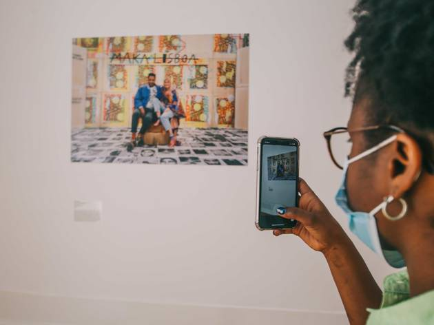 Lisboa Negra, a exposição