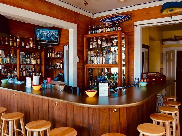 The Rum Bar at The Speakeasy Inn
